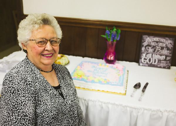 Granny's 80th Birthday - 2015