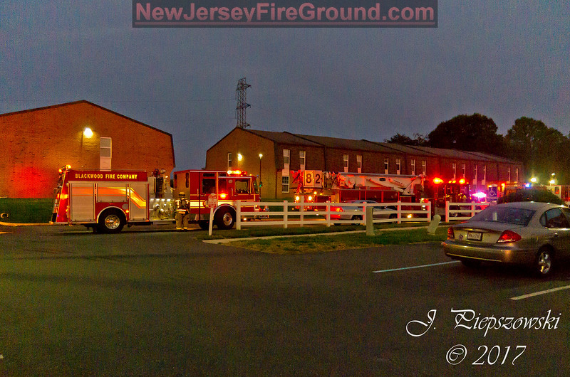 9-21-2017 (Camden County) GLOUCESTER TWP. 717 Cherrywood Apts. - All Hands Dwelling