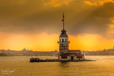 Kiz Kulesi ( Maiden's Tower)