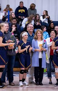 Women's Volleyball vs Emmaus Parents' Night 2021