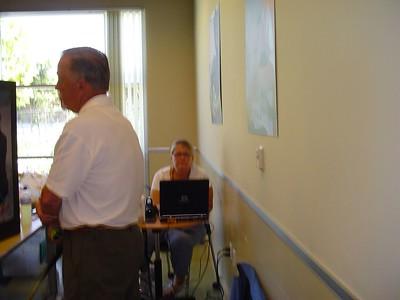 Volunteer Lunch - Oct. 2010