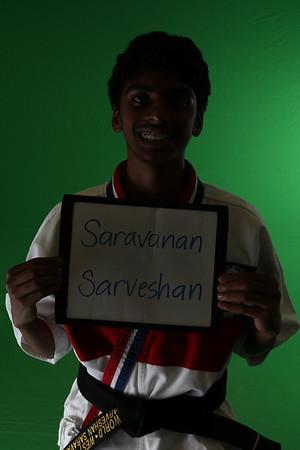 Sarveshan Saravanan