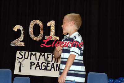 Summerfest 2012 Pageant and Game Show