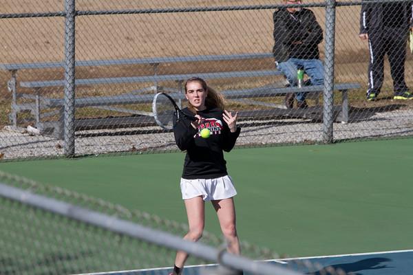 Goshen vs. Bethany Christian Girls Tennis