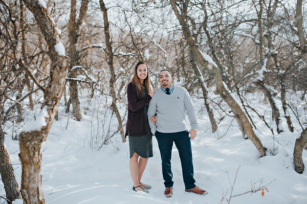 Nytro + Maline // Utah Engagement Photographer