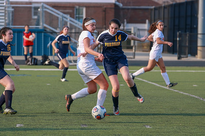 HS Sports - Dearborn vs. Fordson girls' soccer