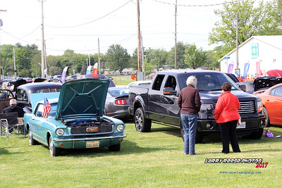 Relay for Life,car show --5-20-17--Bowling Green Oh