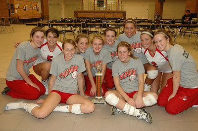 Girls Varsity Volleyball - 2006-2007 - 1/13/2007 Whitehall Inv Winners JG