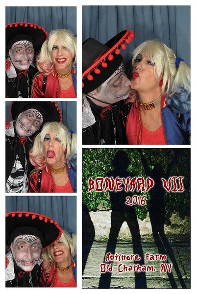 Bixby's Boneyard VII Party