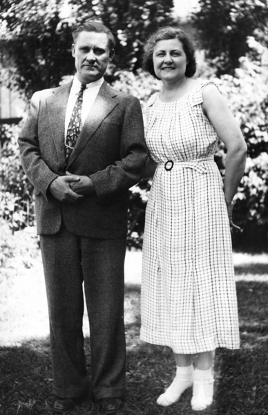 Floyd and Anna Turner
