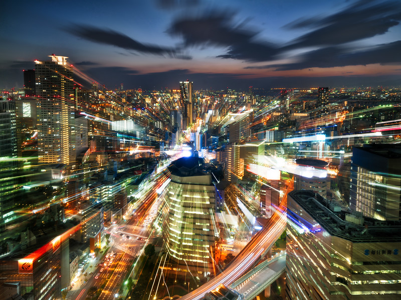 Osaka Alive