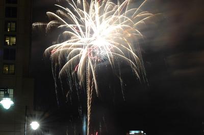 Harborfest Fireworks 2006