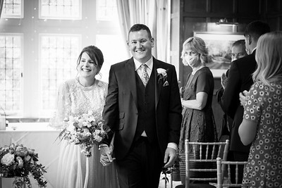 Katrina and Liam's Wedding