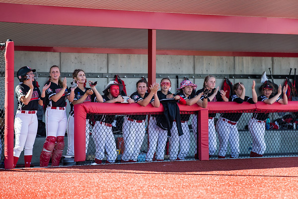 Softball: Uintah vs Union April 26, 2019