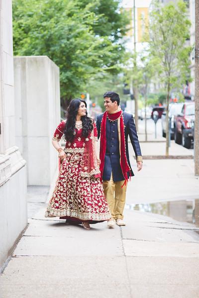 Priya & Nishaad