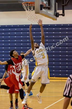2016 02 26 Clarkston Freshman Basketball vs Southfield Lathrup
