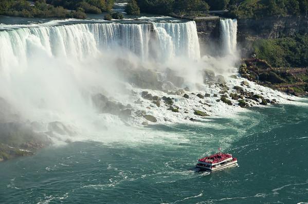 Niagara Falls (September 2014)