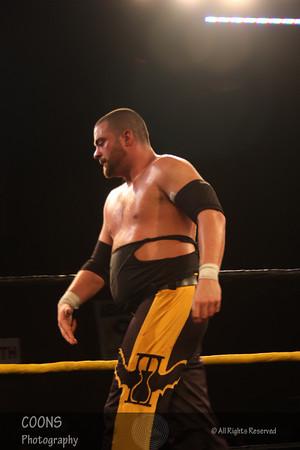 CZW 1/14/12 - Eddie Kingston vs Joker