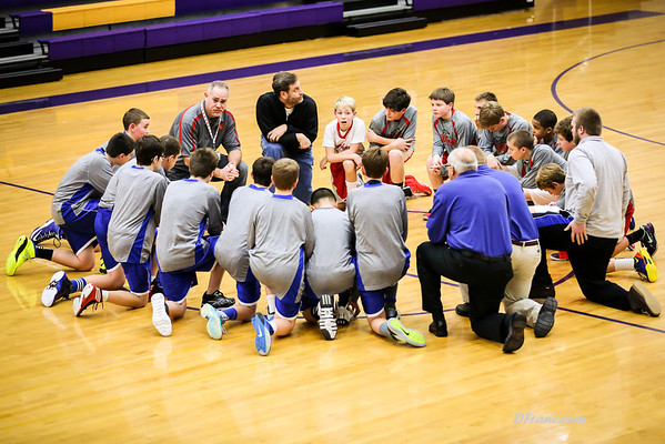 2014 SAS Varsity Boys Basketball