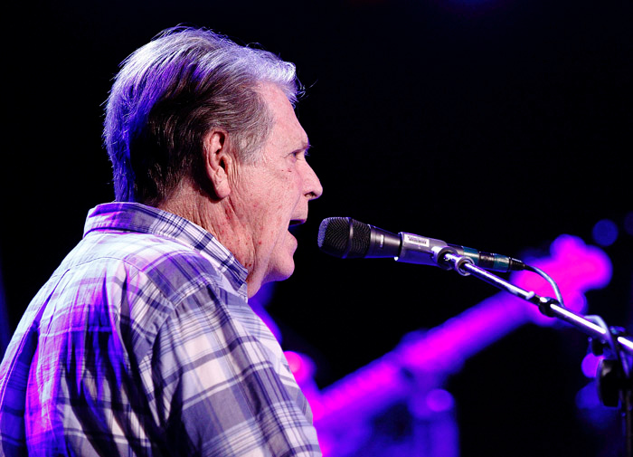 Description of . Brian Wilson at the Fox Theatre in Detroit on Friday, Oct. 25, 2013. Photo by Ken Settle
