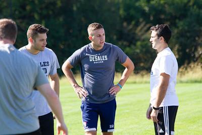 Alumni Soccer Game & Track