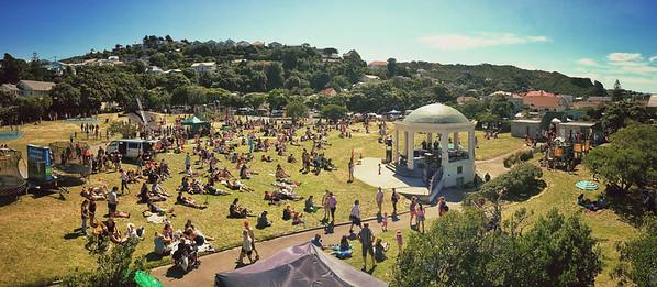 Island Bay Festival 2013