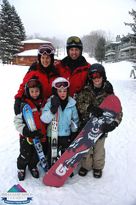 Drohat Family-Jan20th-Smugglers' Notch