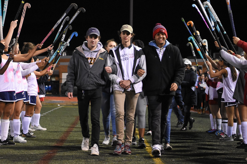 Edison Senior Night - October 17, 2019