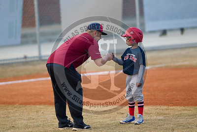 2017 Powder Springs Park Baseball League