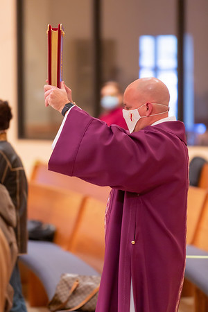 Deacon Tom's 1st Mass