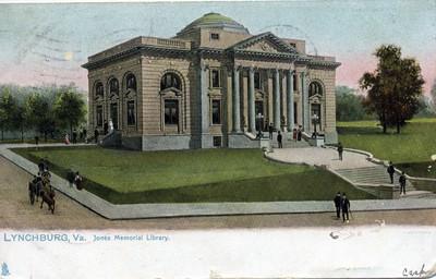 Jones Memorial Library