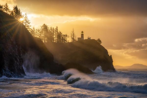 The Magic of the Ocean Coast
