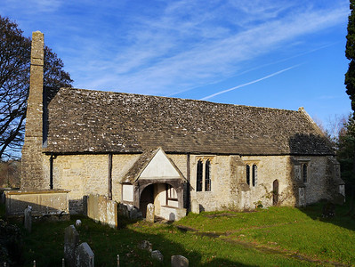 St Lawrence, Church of England,  Footpath from the Greyhound Pub, Besselsleigh, OX13 5QA