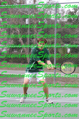 Suwannee High School Tennis 2014