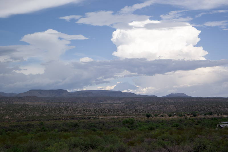 Arizona Storm Clouds