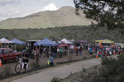 Quick & Dirty MTB race - 2-9-13