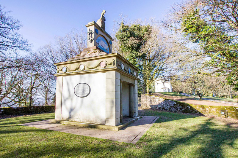 The Kymin Round House & Naval Temple at Monmouth 62