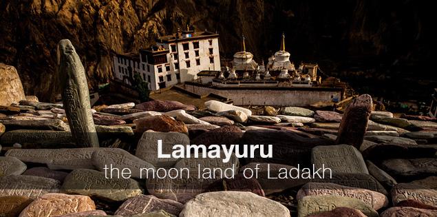 Lamayuru Ladakh moonland offbeat