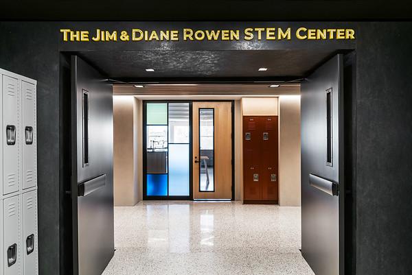 Jim and Diane Rowen STEM Center Lab Photos