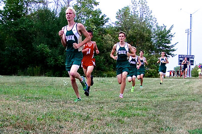 Zeeland West Cross Country vs. Holland