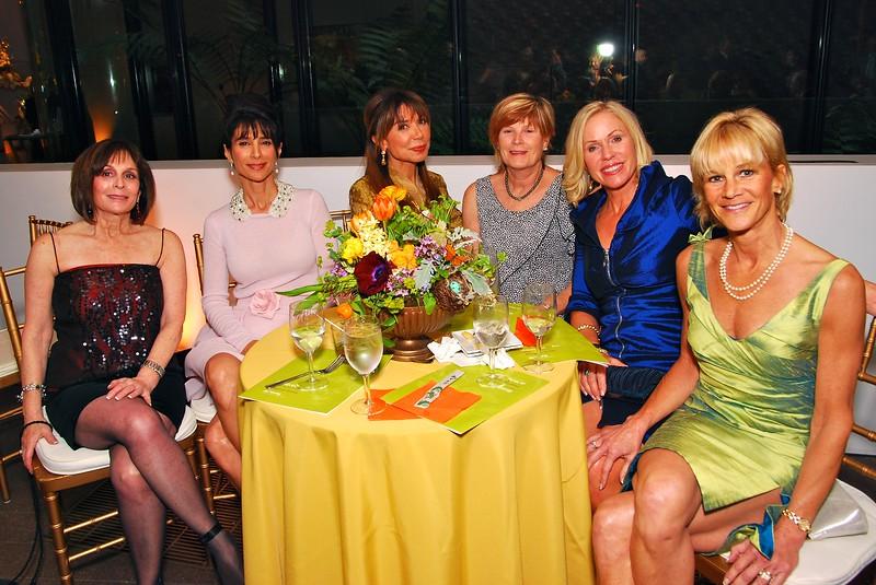 Jane Groner, Shahla Cowan, Azita Mujica, Barbra Aster, June Wolf and Kathleen Woodcock.jpg