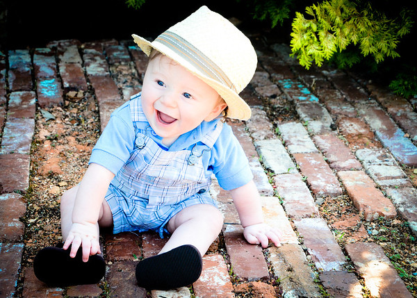 Baby Nic 6 months