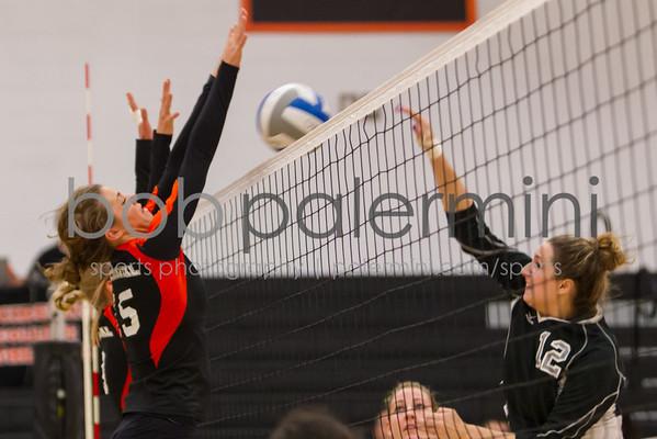 Oxy Women's Volleyball vs Chapman 10-16-12
