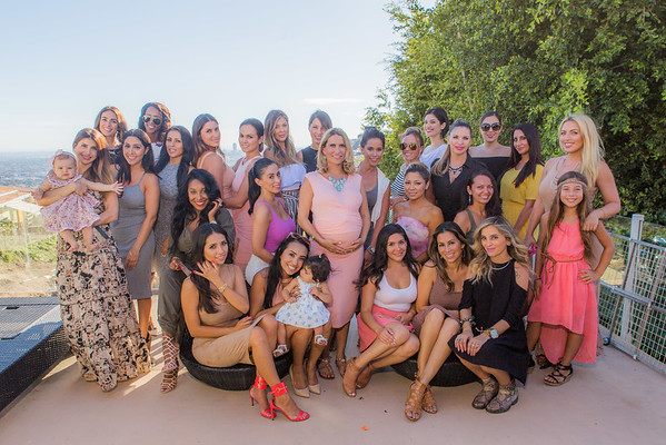 Dana's Baby Shower 9.20.2015