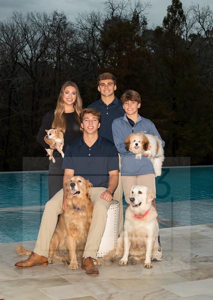 20201125 Carmouche Family