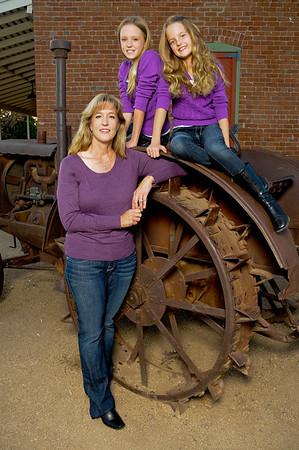 Jeff & Tricia Richards Family - Nov 2011