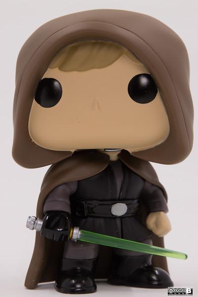 Luke Skywalker [Hood]