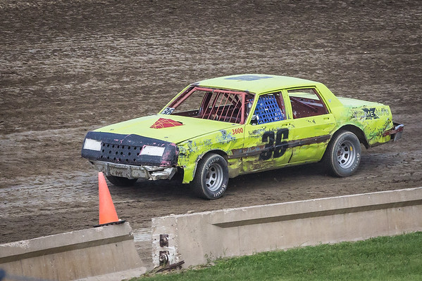 Racing Jamestown 2015