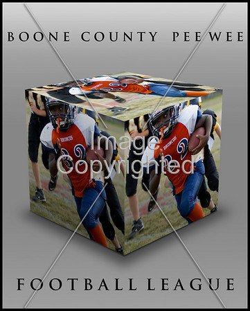 Boone County Pee Wee Football