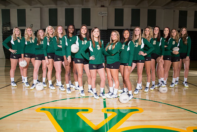 YC Women's Volleyball (2015 -16)